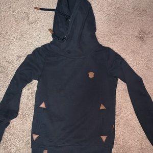 Naketano Funnel hoodie